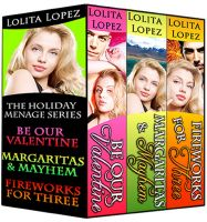 Lolita Lopez - Holiday Menage Boxed Set, Volume 1 (Books 1-3)