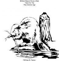 Cover for 'Bribem Beaver Gives a Dam'