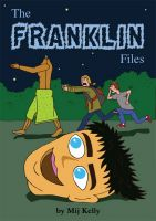 Cover for 'The Franklin Files'