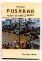 Cover for 'Tirthraj Pushkar- insight into the rural life of Rajasthan'