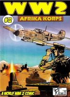 Cover for 'World War 2 Afrika Korps'
