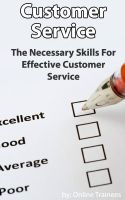 Cover for 'Customer Service Course - Necessary Skills For Effective Customer Service'