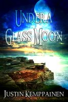 Cover for 'Under a Glass Moon'