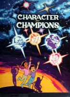 Cover for 'Character for Champions'