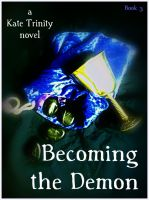 Cover for 'Becoming the Demon'