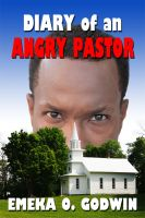 Cover for 'Diary of an angry pastor'