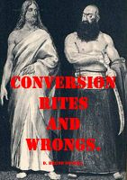 Cover for 'Conversion Rites and Wrongs'