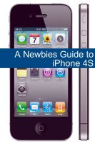 Cover for 'A Newbies Guide to iPhone 4S'