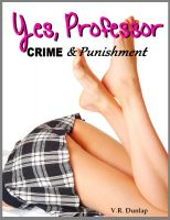 Cover for 'Yes, Professor - Her First Spanking'