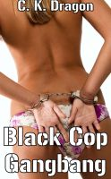 Cover for 'Black Cop Gangbang'