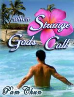 Cover for 'When Strange Gods Call'