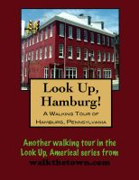 Cover for 'A Walking Tour of Hamburg, Pennsylvania'