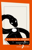 Cover for 'El aliento de la serpiente'