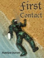 Cover for 'First Contact'
