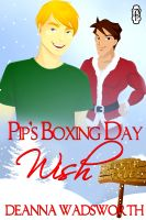Cover for 'Pip's Boxing Day Wish'