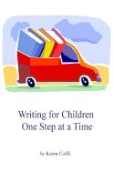 Cover for 'Writing for Children One Step at a Time'