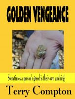 Cover for 'Golden Vengeance'