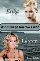 Cover for 'WindSwept Narrows: #22 Erika & Vianne'