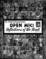 Cover for 'OPEN MIC: Reflections of the Street part 1'