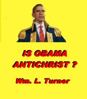 Cover for 'Is Obama Antichrist?'