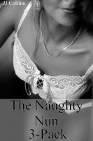 Cover for 'The Naughty Nun 3-Pack'