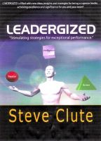 Cover for 'Leadergized -'