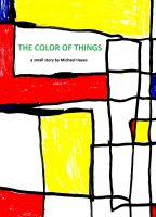 Cover for 'The Color Of Things'