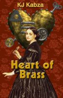 Cover for 'Heart of Brass'