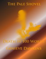 Cover for 'The Pale Shovel - Death in 100 Words'