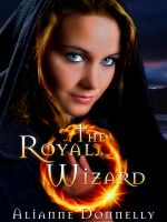 Cover for 'The Royal Wizard'