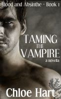 Cover for 'Taming the Vampire: A Paranormal Romance Novella'