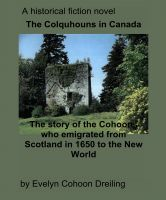 Cover for 'The Colquhouns in Canada'