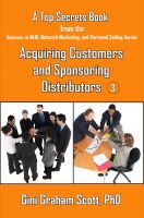 Cover for 'Top Secrets for Acquiring Customers and Sponsoring Distributors'
