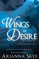 Cover for 'Wings of Desire'