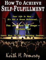 Cover for 'How To Achieve Self-Fulfillment'