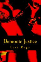 Cover for 'Demonic Justice'