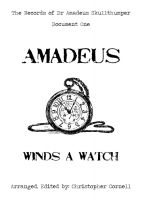 Cover for 'Amadeus Winds a Watch'