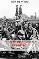 Cover for 'The Red Badge of Courage Companion (Includes Study Guide, Historical Context, and Character Index)'
