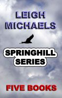 Cover for 'The Springhill Series'
