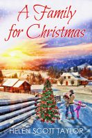 Cover for 'A Family for Christmas (Contemporary Romance Novella)'