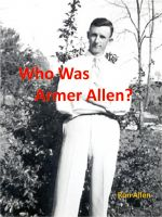 Cover for 'Who Was Armer Allen?'