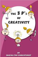 Cover for 'The 5 P's of Creativity'