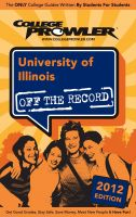 Cover for 'University of Illinois 2012'