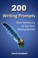 Cover for '200 Writing Prompts'