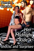 Cover for 'Her Midnight Ride 4: Shocks and Surprises (African American erotic romance)'