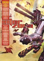 Cover for 'Interzone 231 Nov. - Dec. 2010 issue'