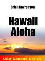 Cover for 'Hawaii Aloha'