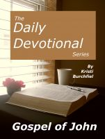 Cover for 'The Daily Devotional Series: Gospel of John'