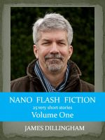 Cover for 'Nano Flash Fiction Volume One'