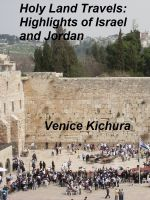 Cover for 'Holy Land Travels: Highlights of Israel and Jordan'